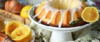 Лимонный кекс: рецепт пошагово