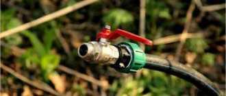 Водопровод на даче своими руками: как сделать и провести