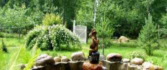 Способы изготовления садового фонтана своими руками