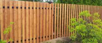 Деревянный забор своими руками: выбор материала и этапы строительства